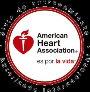 Logo Oficial - Sitio de Entrenamiento Autorizado Internacional AHA
